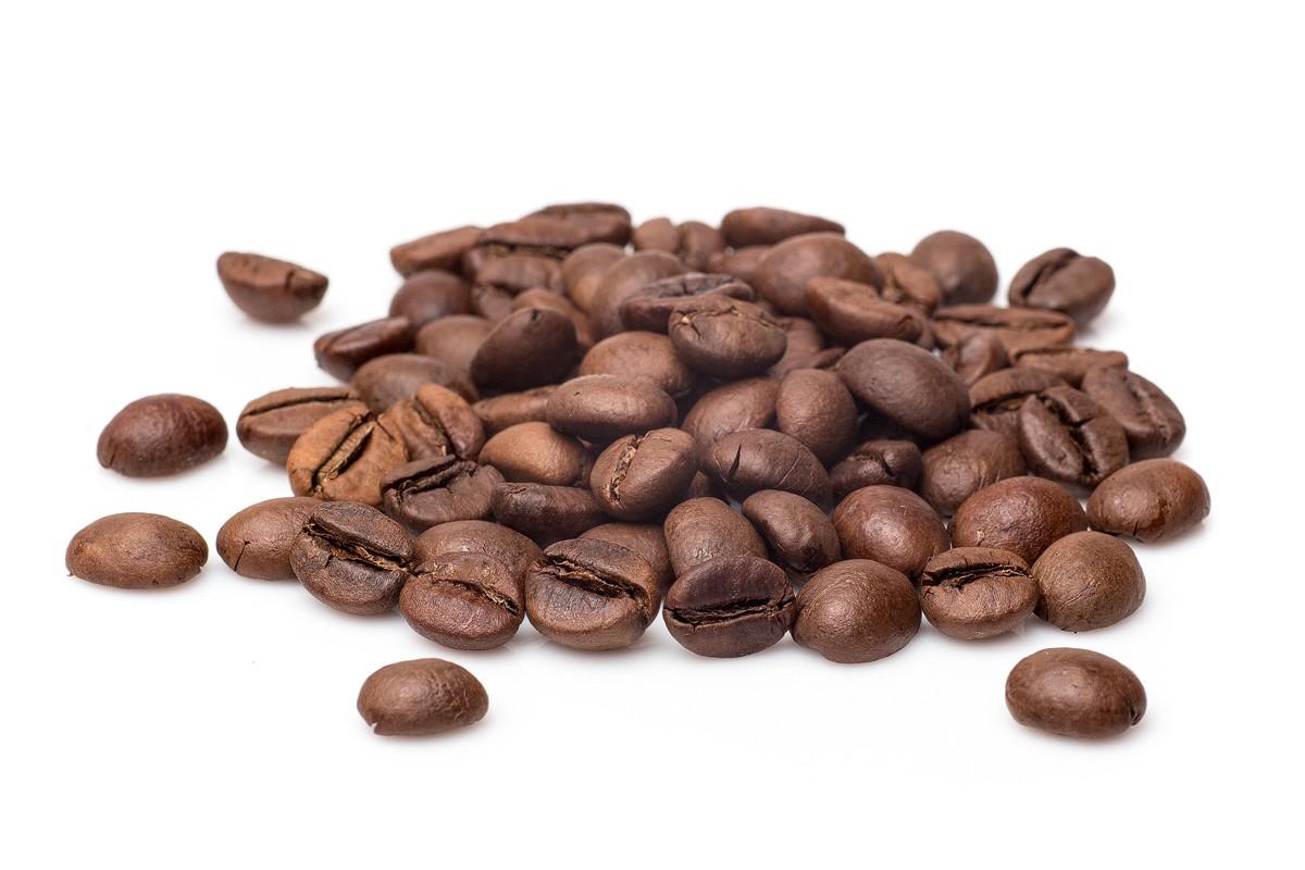 ROBUSTA INDIA MONSOONED zrnková káva, 50g