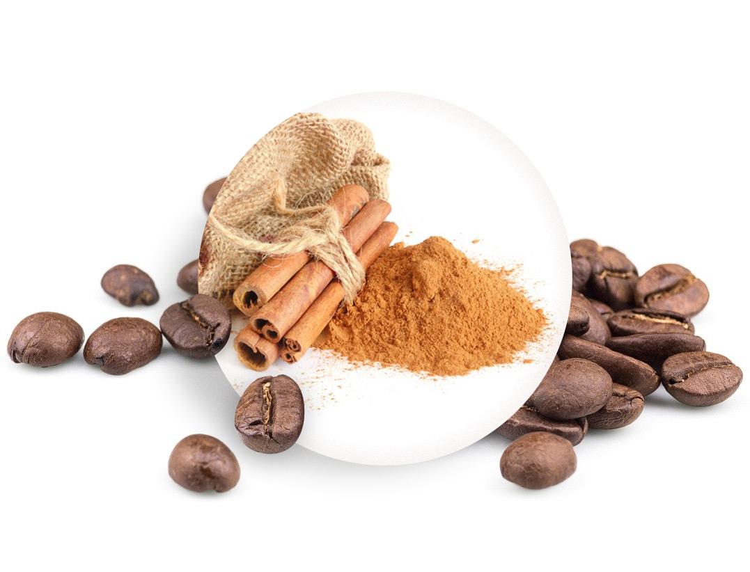 Levně SKOŘICOVÁ zrnková káva, 500g